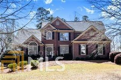 Suwanee Single Family Home Under Contract: 138 Grand Ave