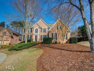 Alpharetta Single Family Home New: 1435 Hillcrest Hts