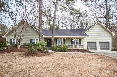 Stone Mountain Single Family Home Under Contract: 5198 Avanti Ct