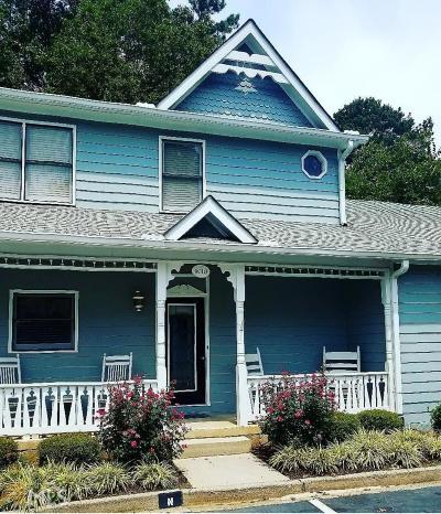 Tucker Condo/Townhouse Under Contract: 4010 Chelsea Cmn #212