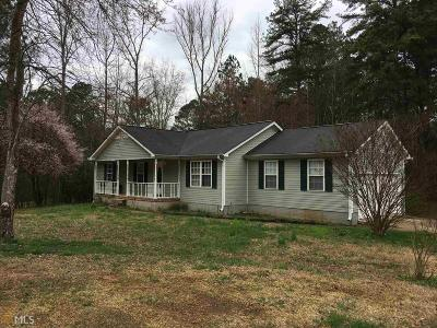 Newnan Single Family Home New: 1683 Highway 34 W