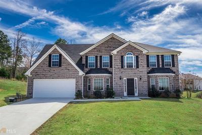 Loganville Single Family Home New: 1393 McKinsey Ridge