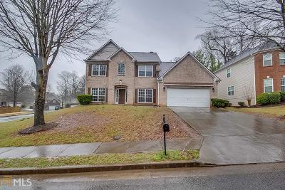 Lawrenceville Single Family Home New: 2697 Autumn Ridge Ln