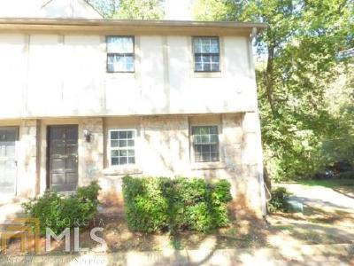 Dekalb County Condo/Townhouse New: 1150 Rankin