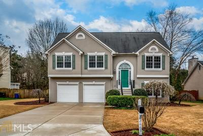 Kennesaw Single Family Home New: 2665 Summerbrooke Drive