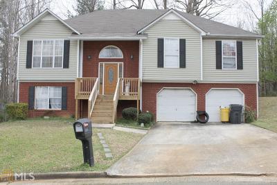 Austell Single Family Home New: 4169 Rhinehart Dr