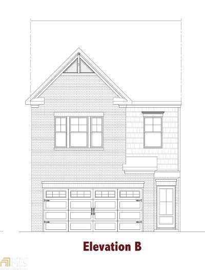 Gwinnett County Condo/Townhouse New: 2619 Irwell Way