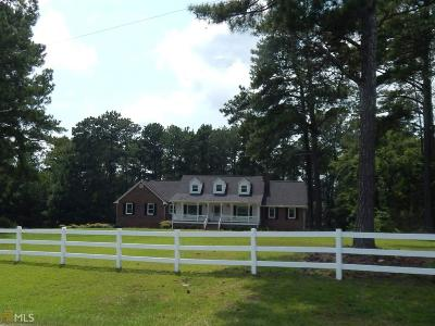 Loganville Single Family Home New: 5155 Kent Rock Rd #3