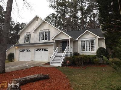Powder Springs Single Family Home New: 2868 Red Haven Ct #P-1