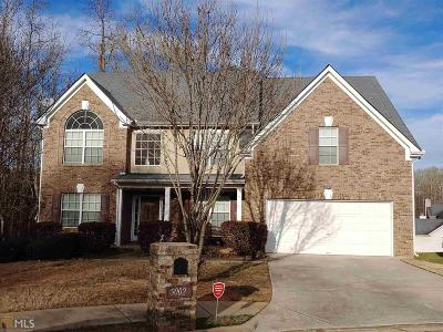 Ellenwood Single Family Home Under Contract: 5002 Waterview Ct