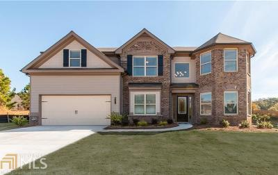 Dacula Single Family Home New: 2946 Cove View Ct #101