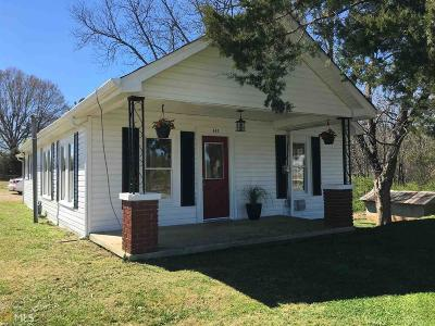 Stephens County Single Family Home New: 442 Mize Rd