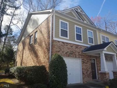 Lawrenceville Condo/Townhouse New: 1780 Arbor Gate