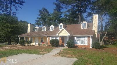 Rockdale County Multi Family Home New