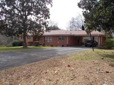 Stephens County Single Family Home New: 1084 Skyline Dr