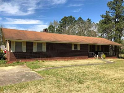 Milledgeville Single Family Home New: 2128 N Jefferson St