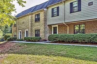 Sandy Springs Condo/Townhouse New: 350 Winding River Dr #B