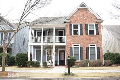 Suwanee Single Family Home Under Contract: 655 Grove Manor Ct #4 PH 2