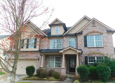 Snellville Single Family Home New: 2327 Park Manor Vw