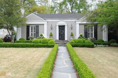 Collier Hills Single Family Home Under Contract: 1883 Greystone Rd