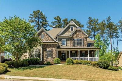 Acworth Single Family Home Under Contract: 6312 Farmview Dr