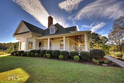 Fannin County Single Family Home New: 396 Wolf Creek Rd