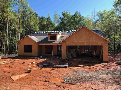 Newnan Single Family Home New: 84 E Gordon Rd #7