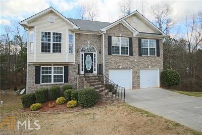 Lawrenceville Single Family Home New: 708 Savannah Rose Way
