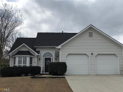 Loganville Single Family Home Under Contract: 1646 Summit Glen Cir