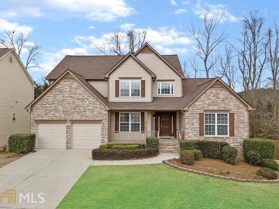 Single Family Home New: 5535 Oak Hill Terrace