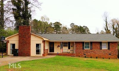 Griffin Single Family Home New: 119 Loumae Rd