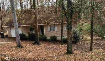 Milledgeville Single Family Home New: 114 Shana Dr