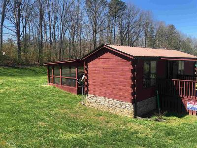 Blairsville Single Family Home New: 45 Copperhead Lodge Pkwy