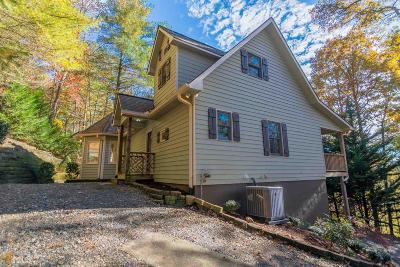 Fannin County Single Family Home New: 165 Amelia Ln #5