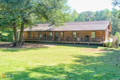 Douglasville Single Family Home New: 3244 Bomar Rd