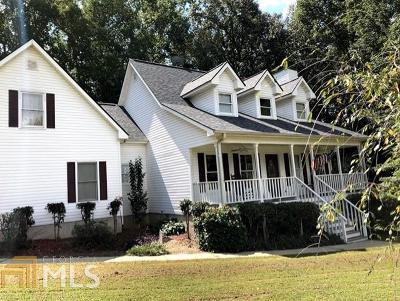 Jefferson Single Family Home New: 201 Mill Rd