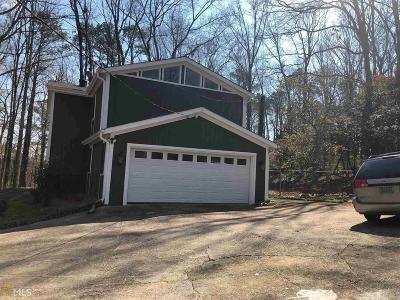 Stone Mountain Single Family Home New: 5663 Musket Ln