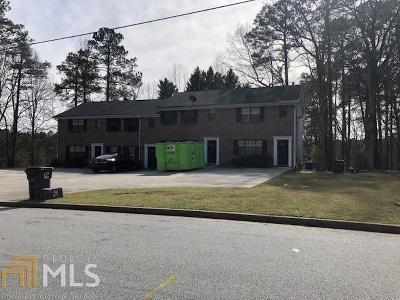 Snellville Multi Family Home Under Contract: 3031 Parkside Ct