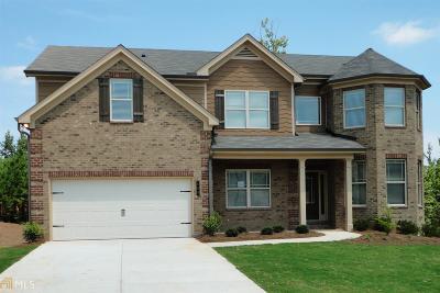 Dacula Single Family Home New: 2787 Cove Vw #50