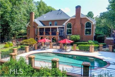 Johns Creek Single Family Home For Sale: 805 Malvern Hill