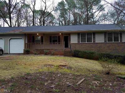 Stone Mountain Single Family Home Back On Market: 4772 Banner Elk Dr