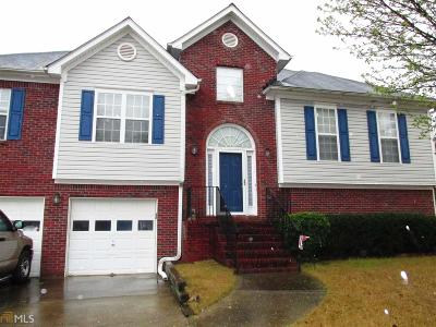 Lawrenceville Single Family Home New: 1580 Bramlett Forest Trl