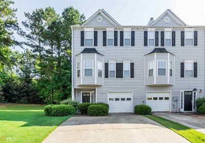 Acworth Condo/Townhouse Under Contract: 4522 Stonegate Ct