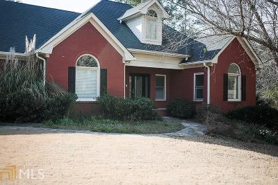 Oxford Single Family Home New: 1025 Mt Zion Rd