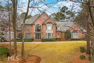 Alpharetta Single Family Home New: 705 Sturges Way
