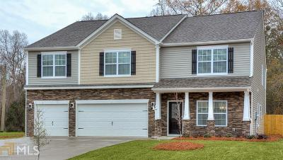 Loganville Single Family Home New: 129 Azalea Bloom Dr