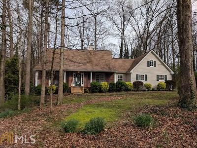 Lawrenceville Single Family Home New: 545 Woodland Ln