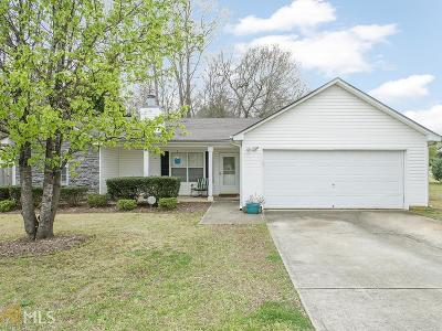 Locust Grove Single Family Home New: 165 Waters Edge Dr