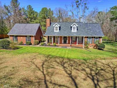 Villa Rica Single Family Home Under Contract: 291 E Davis Bridge Rd