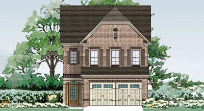 Gwinnett County Condo/Townhouse New: 172 Braemore Mill Dr